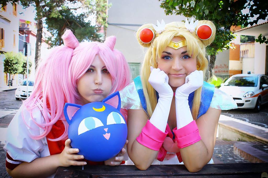 [Sailor Moon] Smile by Nekucosplay