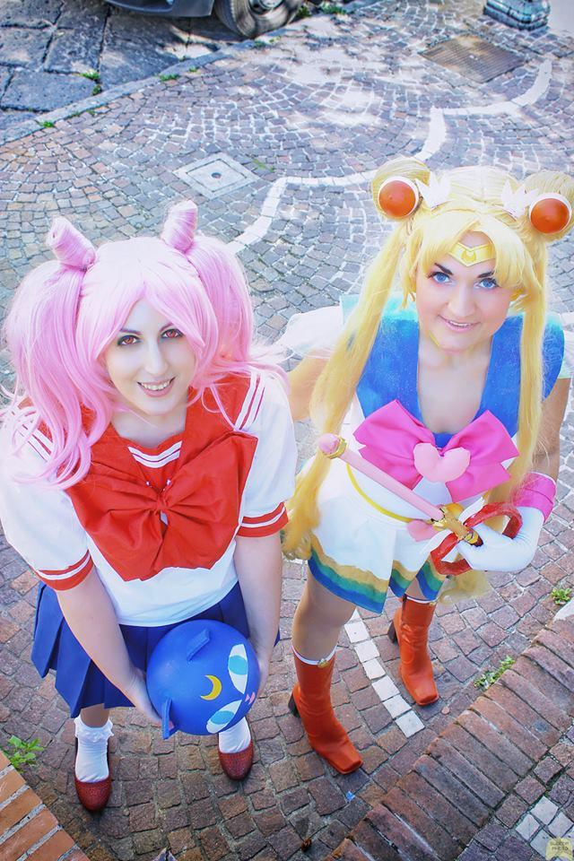 [Sailor Moon] Super Sailor Smile by Nekucosplay