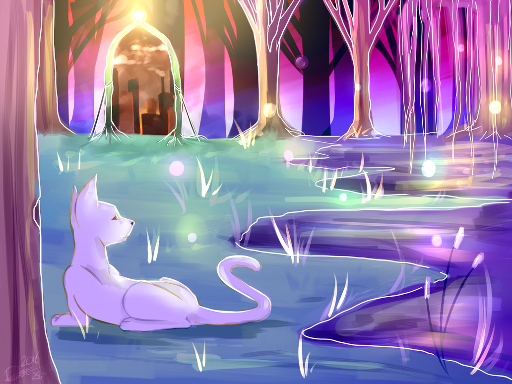 A Secret Garden by CyanStorm