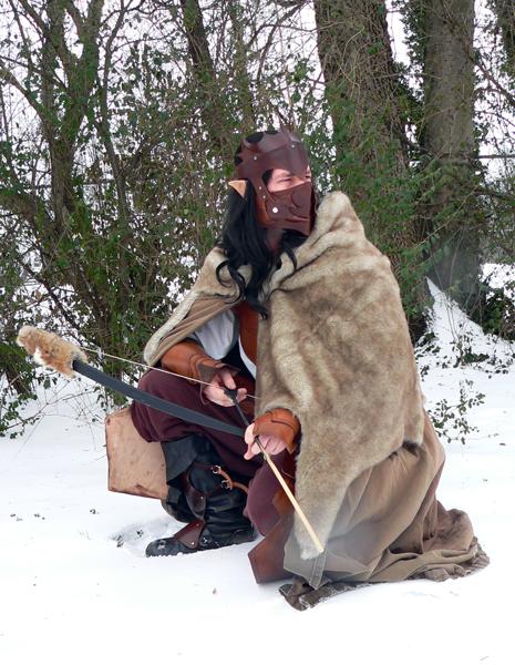 Aedric Winter Armor by mbielaczyc