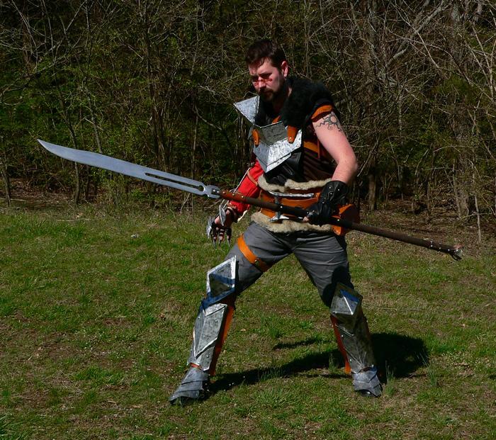 Dragon Age 2 Hawke by mbielaczyc