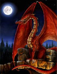 The Watcher II by mbielaczyc