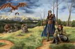The Elves of Uteria
