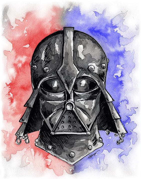The Dark Lord by mbielaczyc