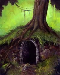 Into the Dark by mbielaczyc