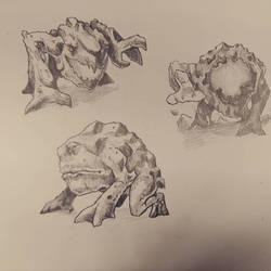 Earth Wraith by mbielaczyc
