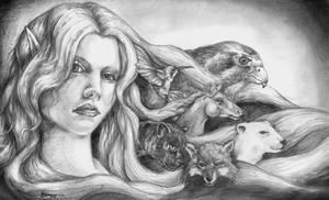 Animal Spirits II - Female