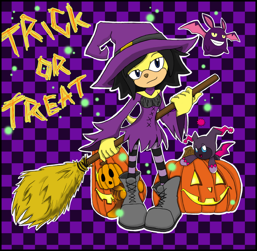 Trick or Treat by DarkMar0