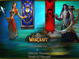 World Of Warcraft by CoB666