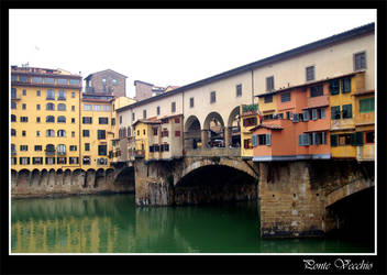 Ponte Vecchio by Diney