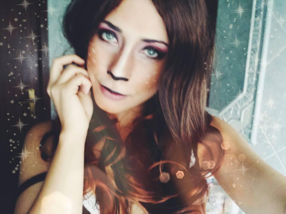 Makeup - Deer by Yeonlang