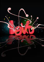 Love 2 by spankmunky