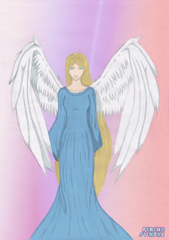 Angel by Peachy-Sundae