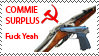 Support Commie Surplus by 5-7x28mm