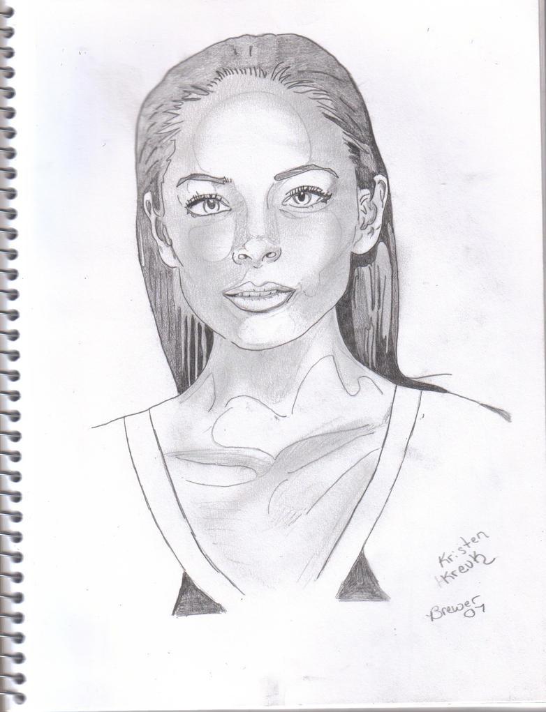 celeb portrait 4 by UltimateInker