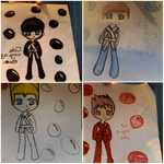 candykittygoesmeow:ninjago boys by jlsandninjas
