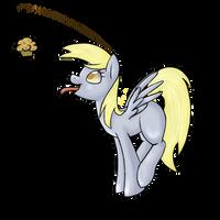 Umm, Derpy... Nevermind. by Doomcakes