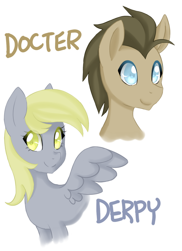 derpy_doctor_quick_sketch_by_doomcakes-d
