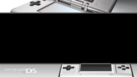 Retroarch / Rocket Launcher Nintendo DS Bezel by math0ne