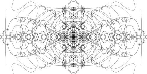 Spirograph PNG