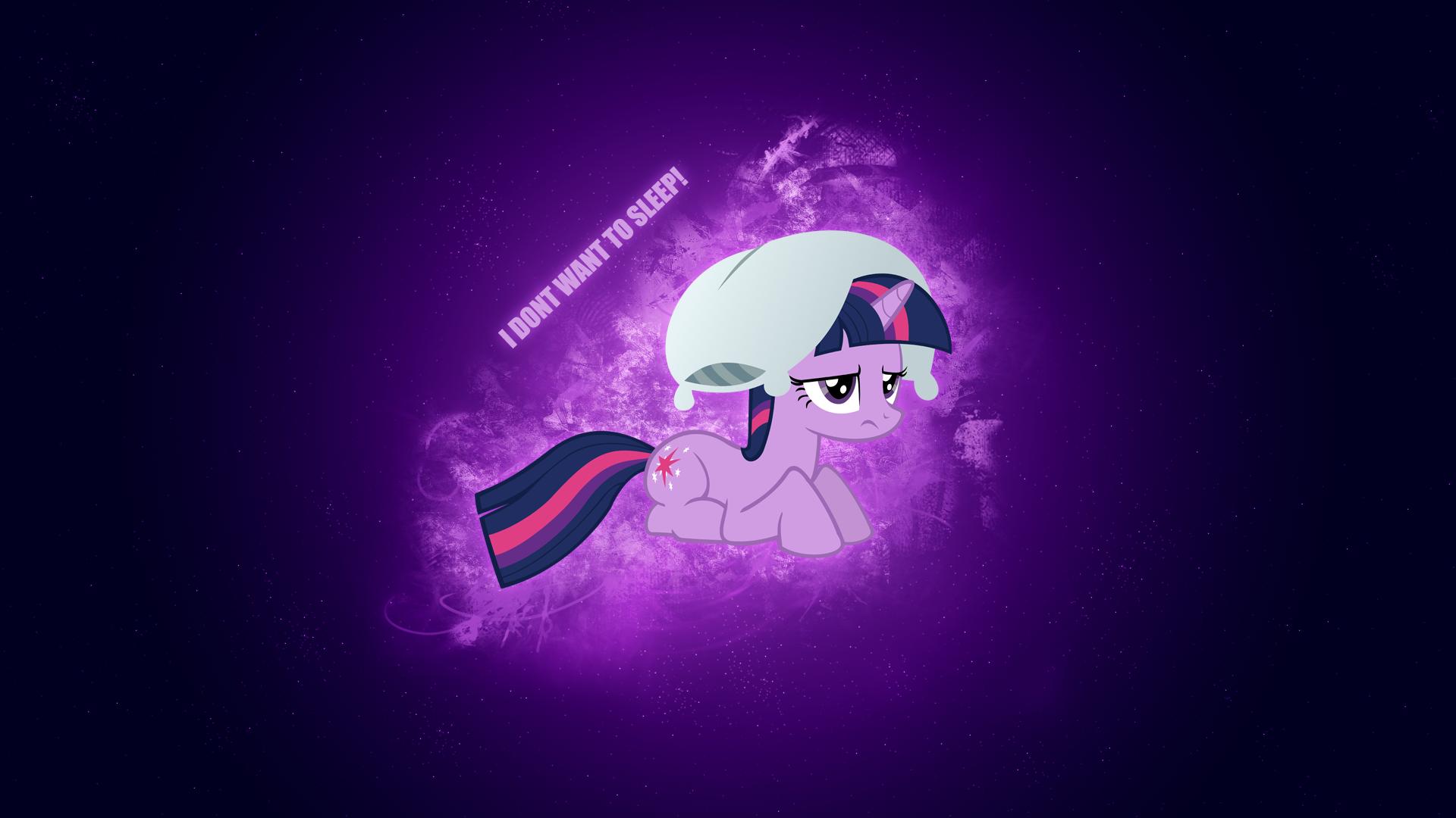 Wallpaper - Twilight Sparkle by snajperpl