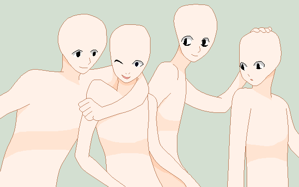 Boy Group Base by Emo-Ninja-Girl on DeviantArt