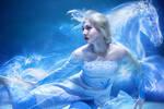 Elsa and Nokk by saend-me-money