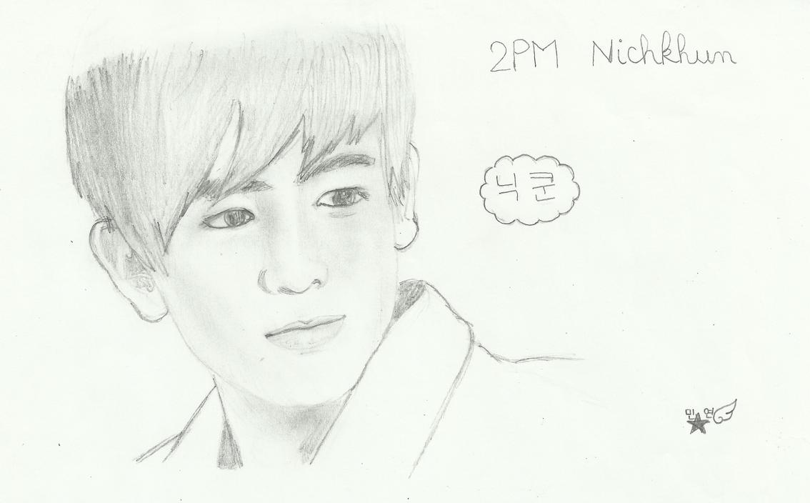 NichKhun by MinYeon-ssi