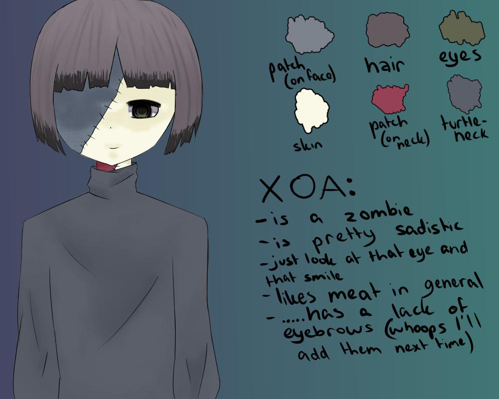 Xoa ref. sheet by oxytocarb