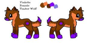Violette Ref