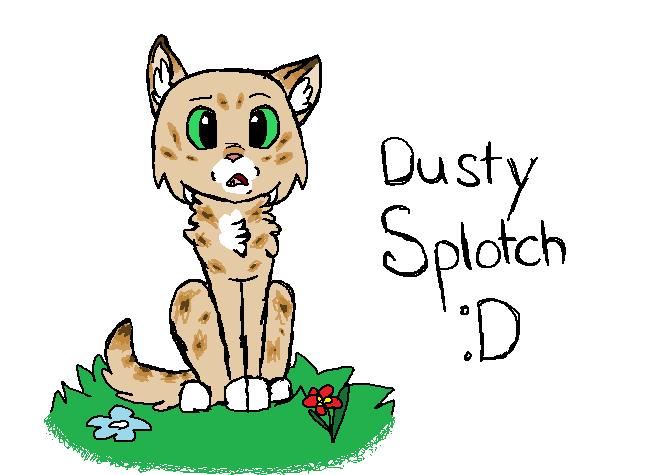 Dustysplotch by xXNeon-HeartXx