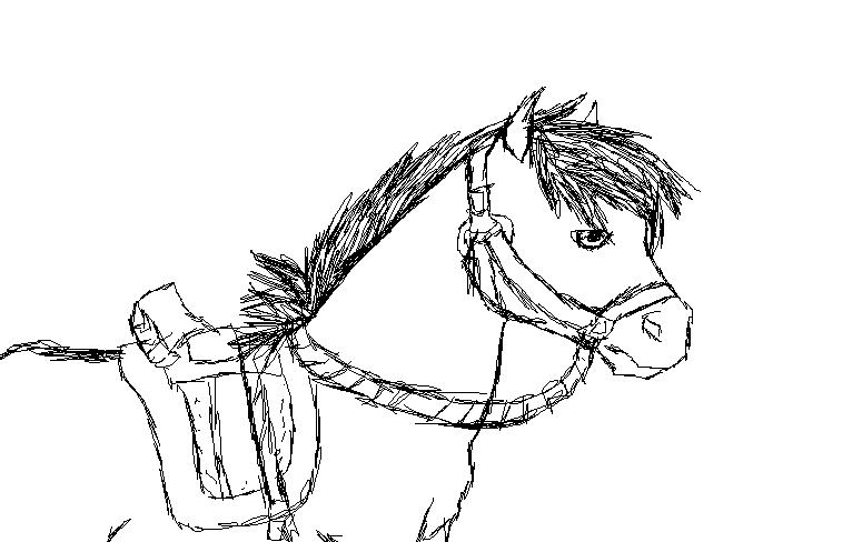 Horses are cool bro by xXNeon-HeartXx