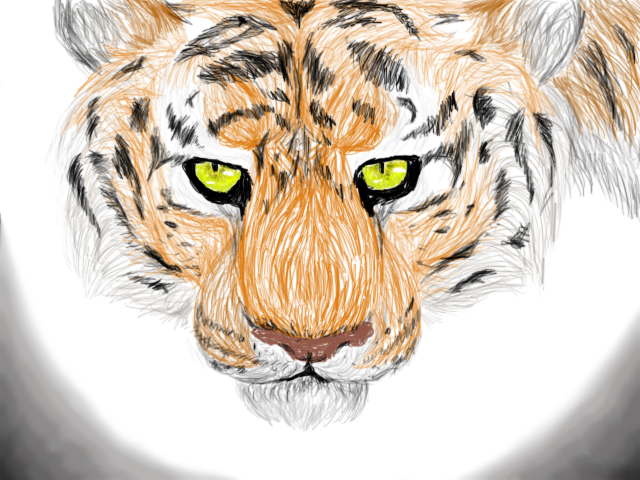 Look Into the Pretty Kitty's Eyes, My Dear by xXNeon-HeartXx