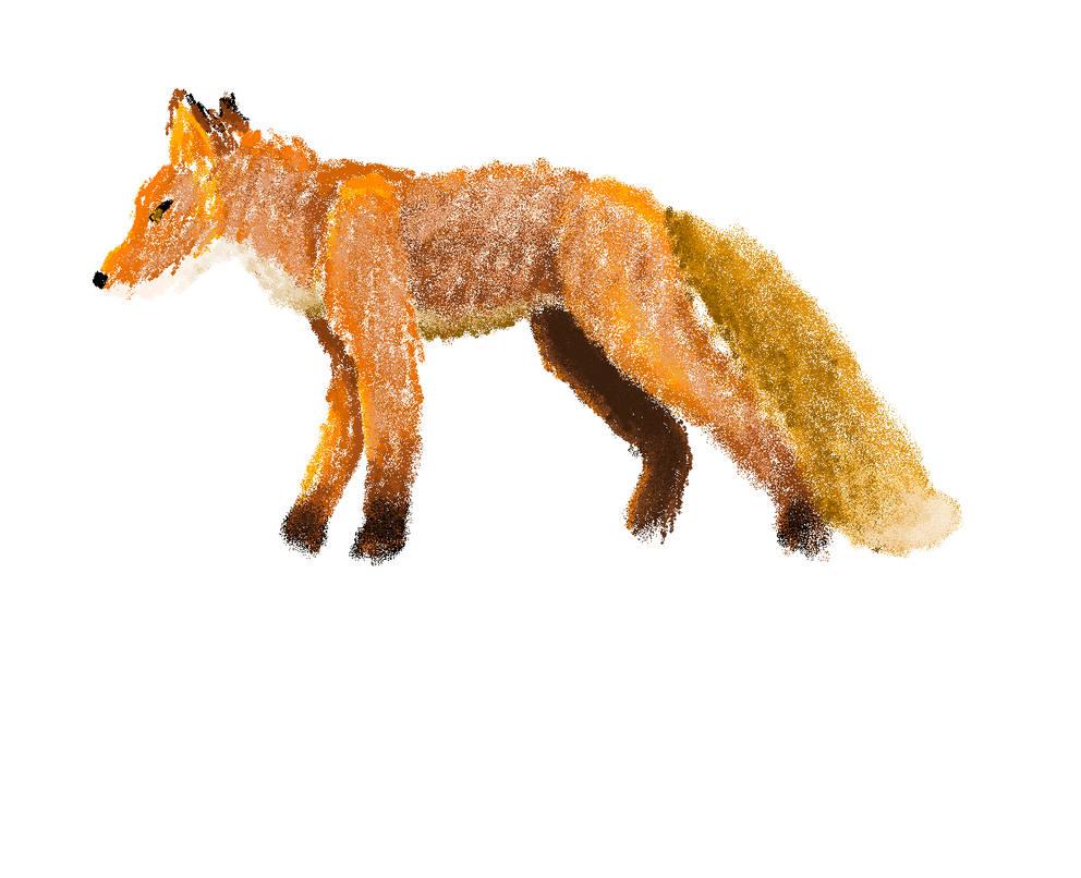 Spray Fox by xXNeon-HeartXx