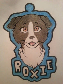 Roxie Badge