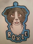 Roxie Badge