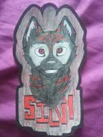 Silvy Badge by xXNeon-HeartXx