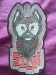 Silvy Badge