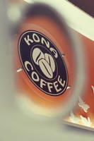 Kona Coffee Shop by Cin89