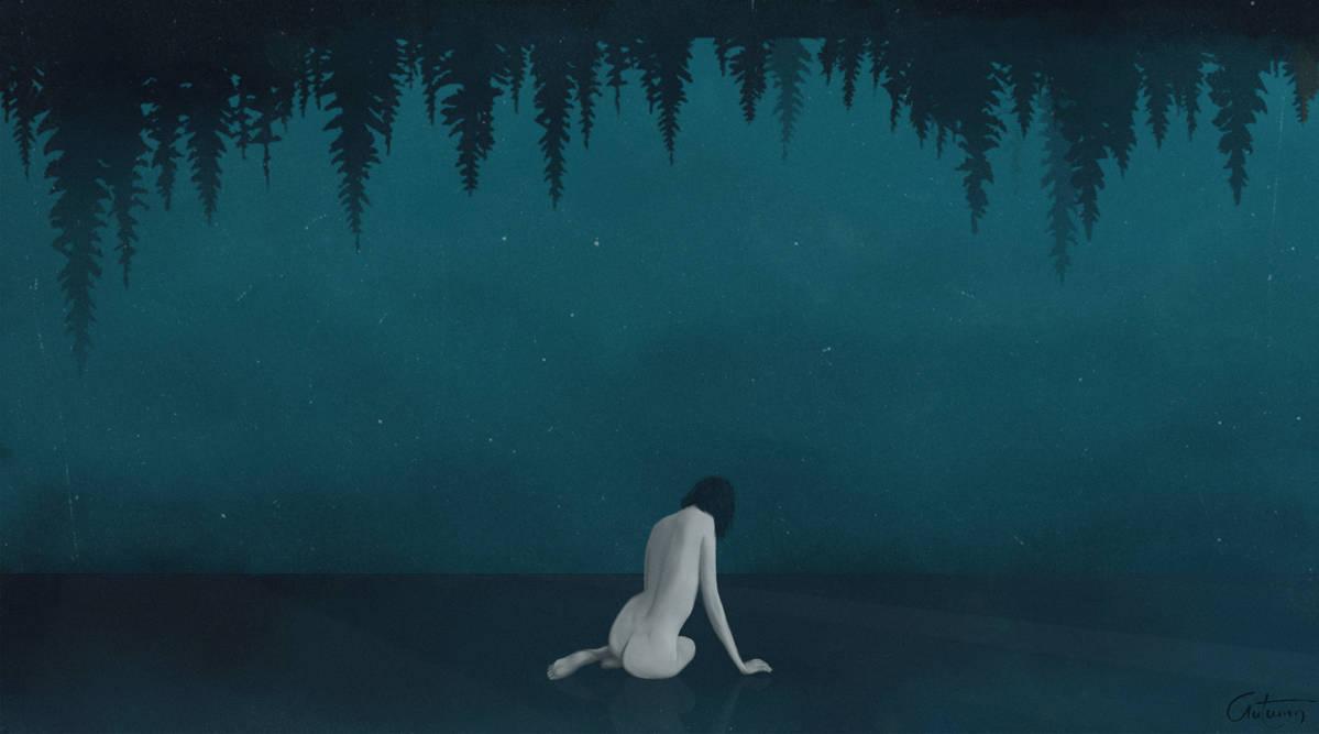 Infinitely Alone by Mr-Autumn