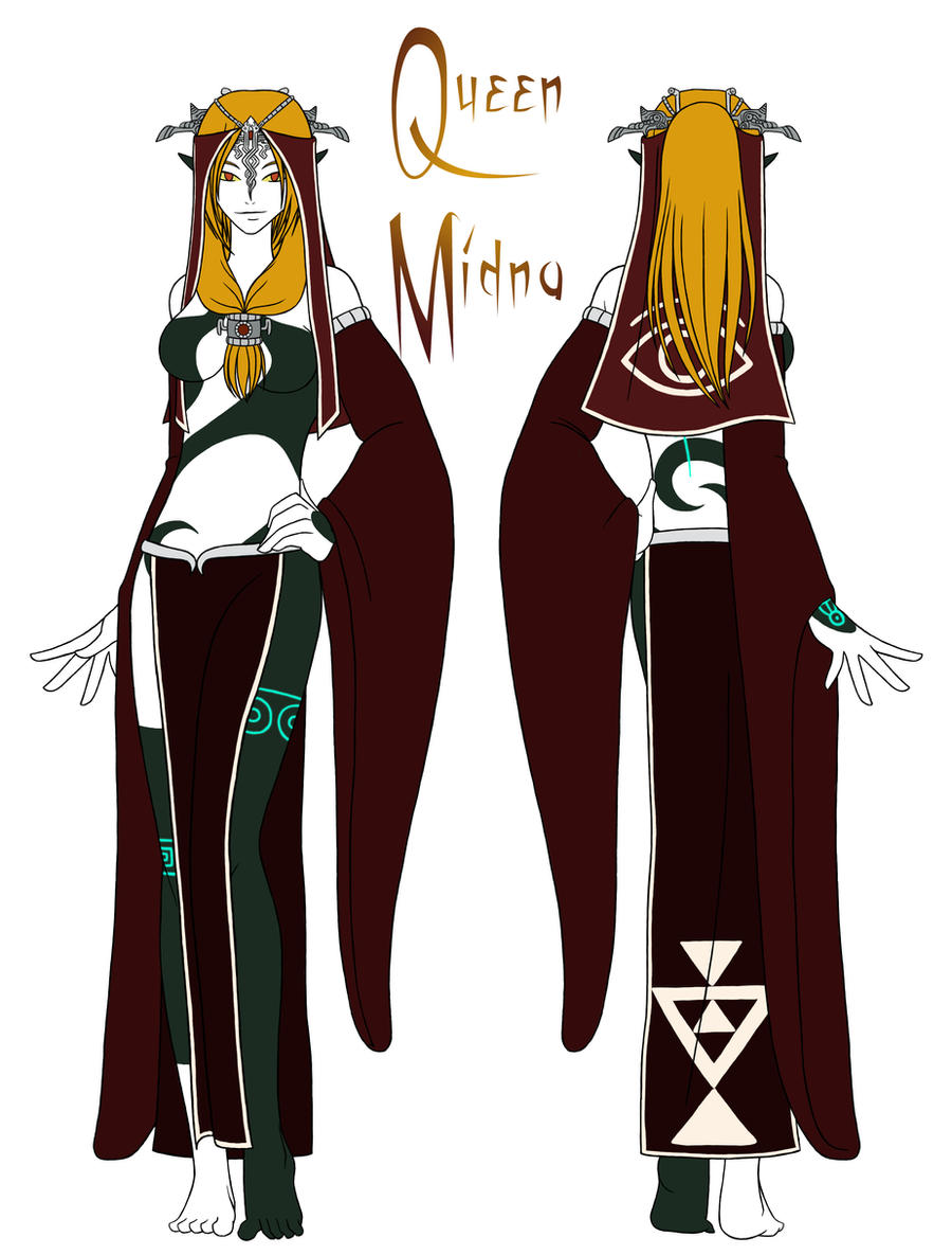 Character Sheet - Midna Garb by TaiOshiro on DeviantArt