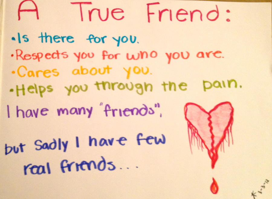 essay on friend