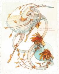 MYTHOS - True Monster by Vaelyane