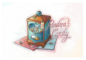 Pandora's Candy Jar by Vaelyane