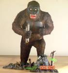 King Kong with real Hair 1