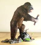 King Kong with real Hair 3
