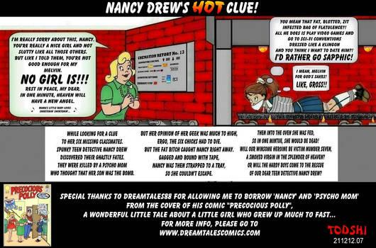 Nancy Drew's Hot Clue