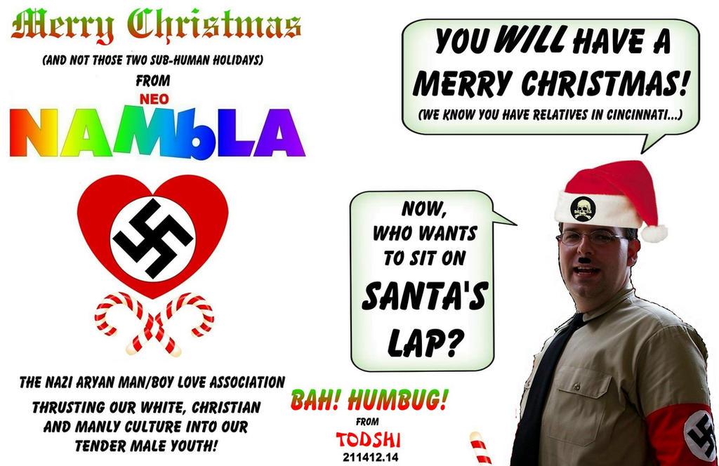 Neo Nambla Christmas Card
