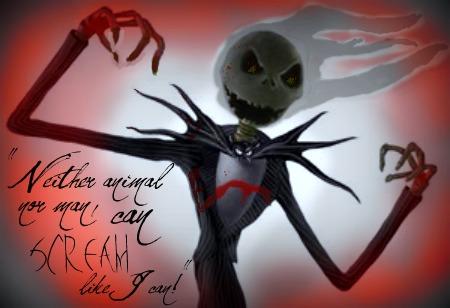 Evil Jack Skellington by bobisalive on DeviantArt