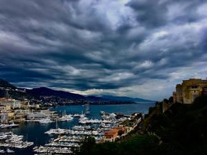 Overcast in Monaco